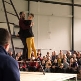 Cie Aléas - spectacle Météore